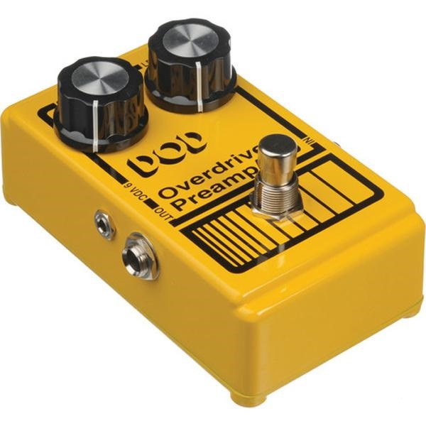 DOD 250 Overdrive