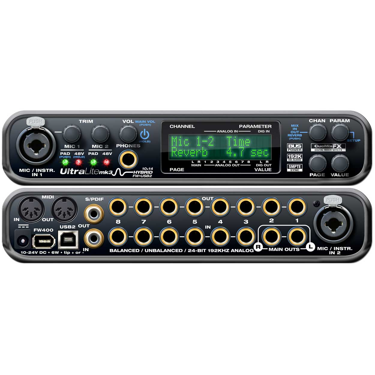 MOTU 828mk3 Hybrid Audio Interface Drivers for Mac
