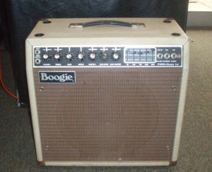 Mesa Boogie mark II