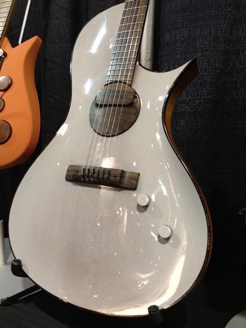 Очень красивые и дорогие гитары ручной сборки