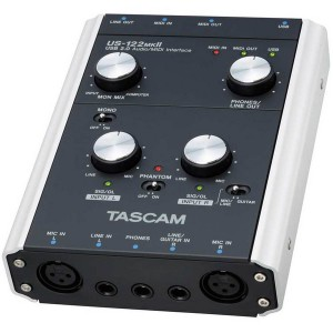 Tascam US 122MKII