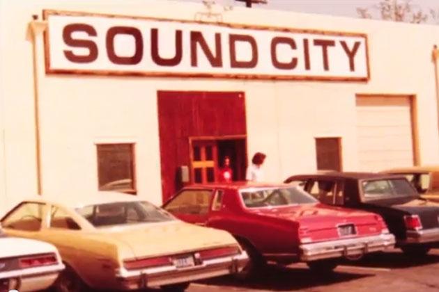 Фильм  об истории Лос-Анджелесской студии Sound City
