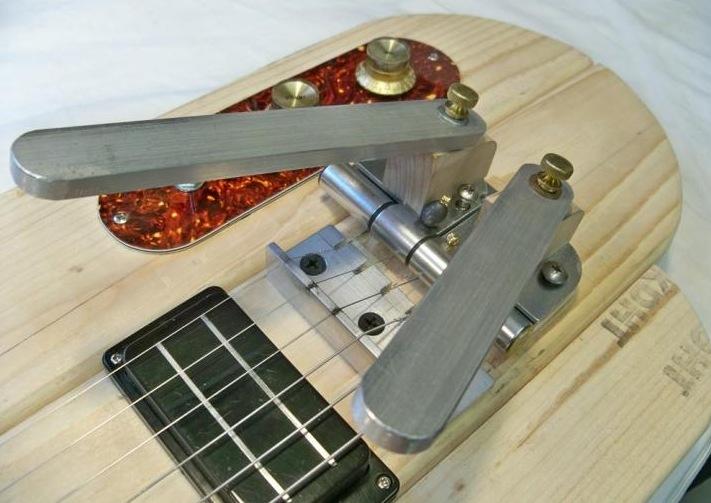 Самодельная гитара