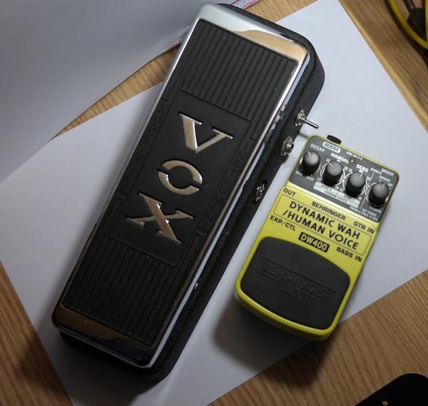 WAH VOX V847A