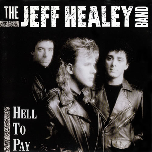 Jeff Healey Band - While My Guitar Gently Weeps