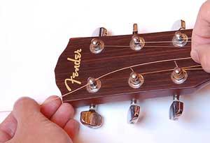 Расстройка гитары для получения нового звучания
