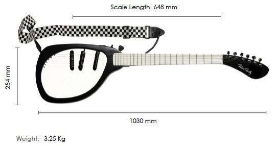 Хипстерская гитара на народные деньги