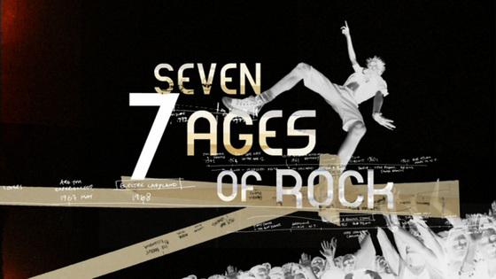 7 поколений рок-н-ролла