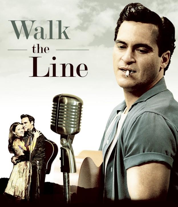 Переступить черту Walk The Line