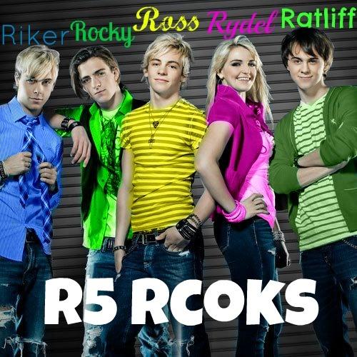 R5 — американская поп-рок группа, основанная в Лос-Анджелесе