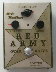 Red Army Overdrive