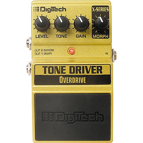 Ремонт DigiTech Tone Driver Overdrive