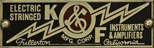 k&f amplifier
