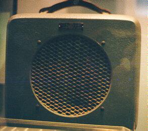 Первый ламповый Fender