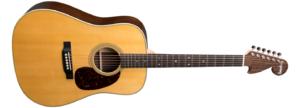 Гитара Bigsby/Martin D-28