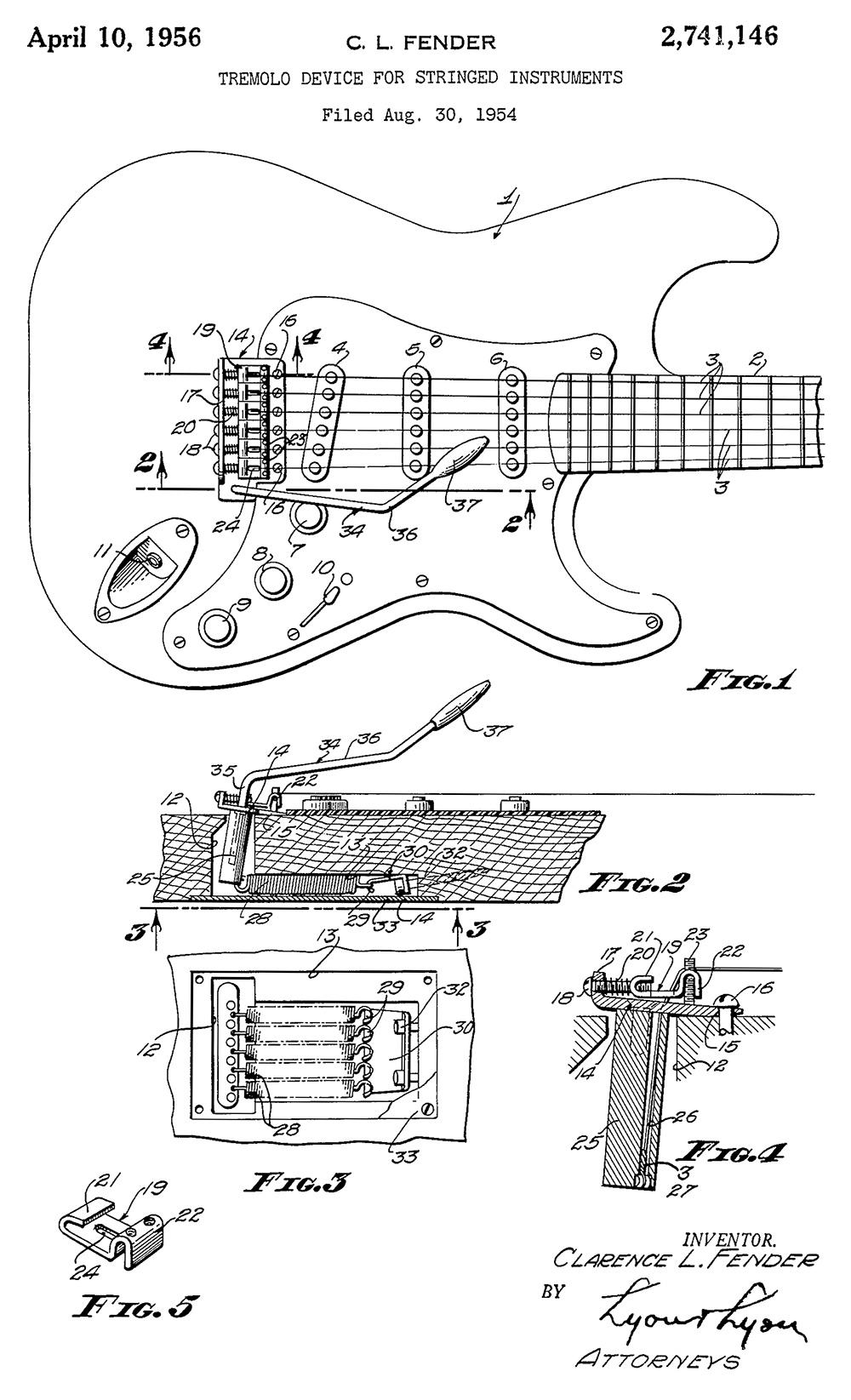 Лео Фендер [Leo Fender]